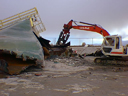 Demolition of Hazardous Waste Facility